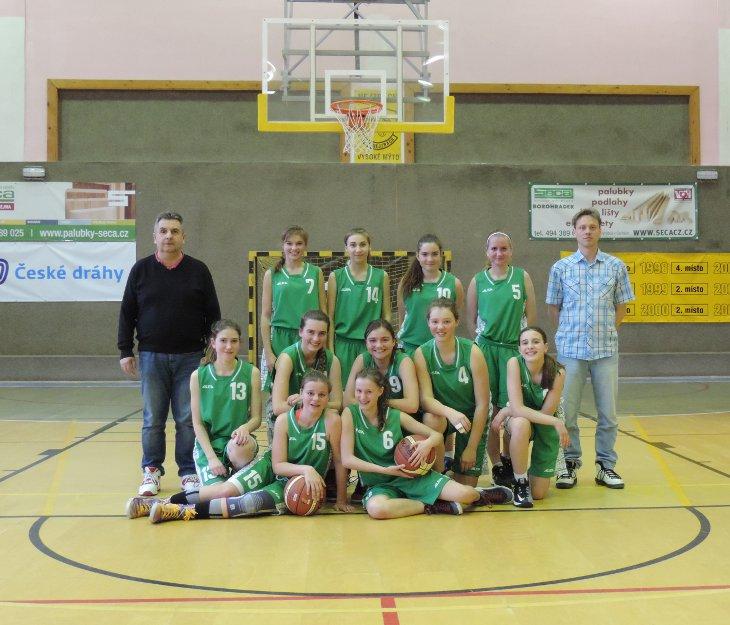 Basketbalový klub Vysoké Mýto